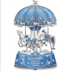 Granddaughter Keep Sake Snow Globe